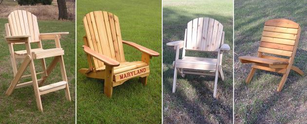 Fine Tall Chair Big Boy Adirondack Chair Patio Chair Camp Chair Squirreltailoven Fun Painted Chair Ideas Images Squirreltailovenorg
